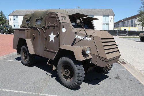 Armoured Truck
