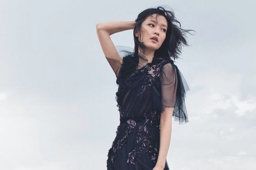 Lists of asian models