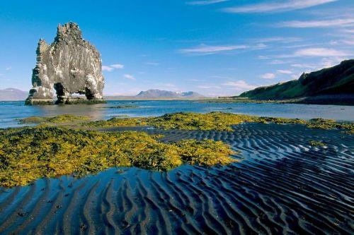 Ισλανδία Hunafloi Bay