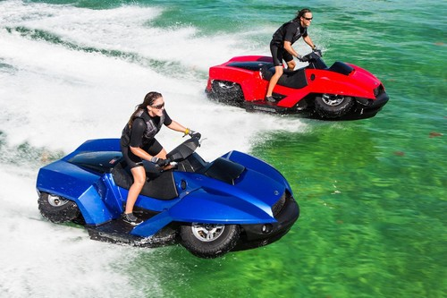 Top 10 Incredible Amphibious Cars