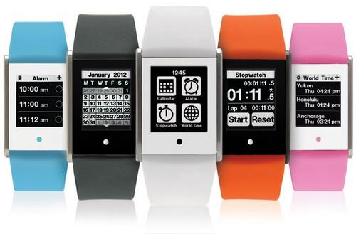 Technologically Advanced Wrist Watches