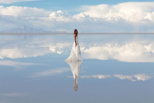 10 Glassy, Crystalline Places and Sites in the world
