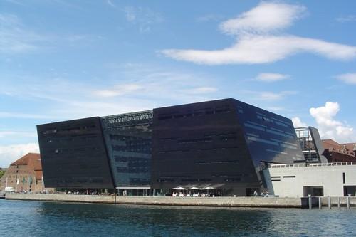 τέχνη Βιβλιοθήκες κτίρια, Δανία