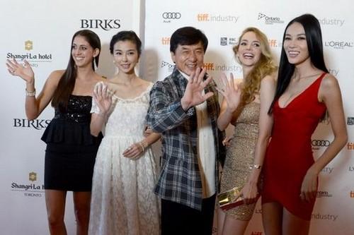 Fakta Tentang Jackie Chan