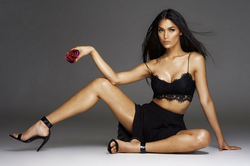 Model Geena Rocero