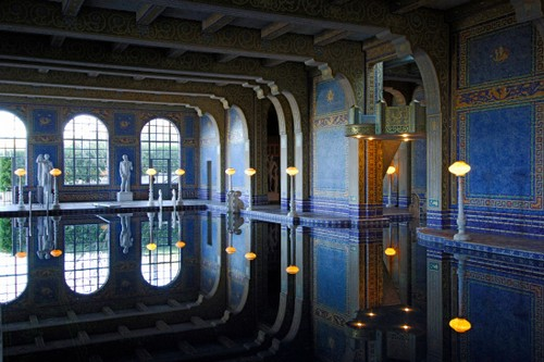 Hearst Castle Interior