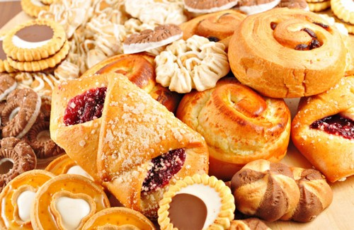 Baked High Cholesterol Foods