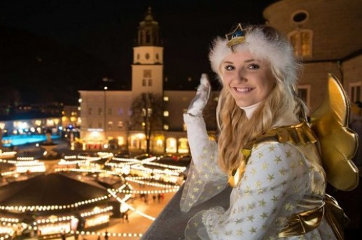 Christmas Market Salzburg, Austria
