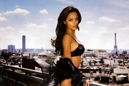 Selita Ebanks Black Beauty