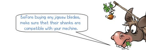 What Are The Different Types Of Jigsaw Blade