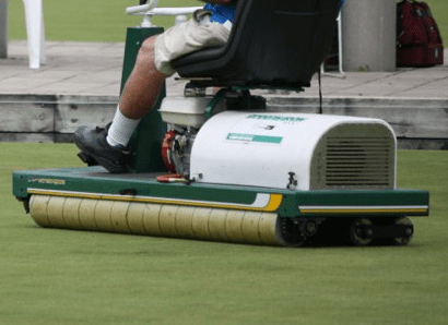 Lawn Bowling Greens Roller Wood Bay Turf Technologies