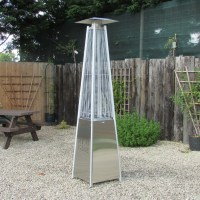 Pyramid Gas Patio Heater | Woodberry