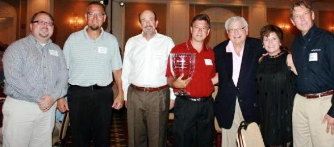 "84 Lumber Recognizes Weyerhaeuser as ""Vendor Partner of the Year"""