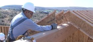 Complex Roof Made Easy with Pre-Cut JobPack® Framing