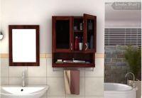 Buy Bathroom Cabinets & Cupboards Online in India @55% Dicount