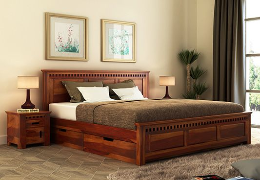 Double Beds Buy Double Bed Online Upto 55 Off