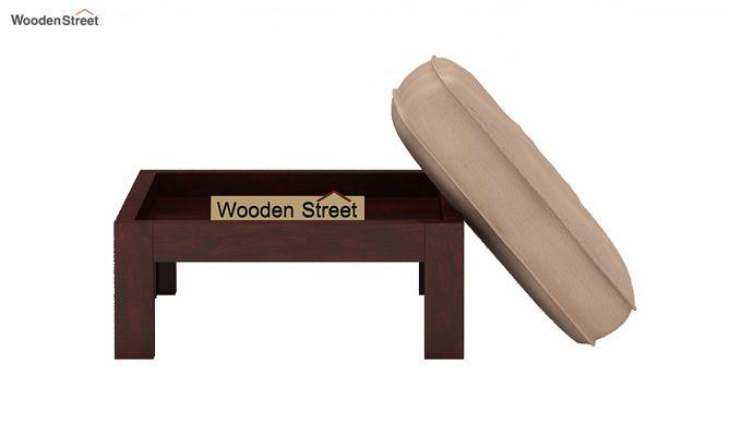 Buy Dallas Coffee Table With Stools (Mahogany Finish