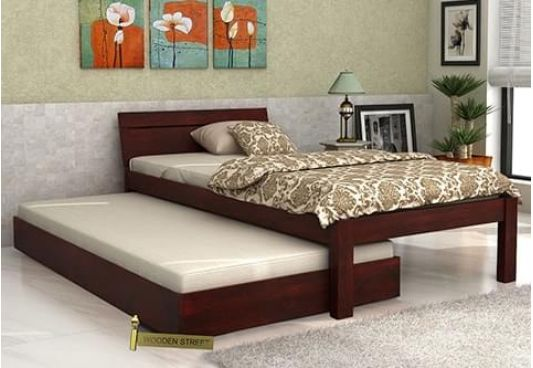 Trundle Beds Buy Trundle Bed Online India Best Price