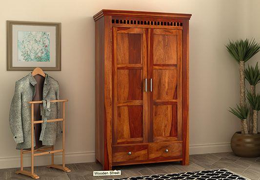 Wardrobes Best Solid Wood Wardrobe Online Upto 55 Discount