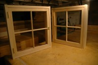Window Sash: Build Your Own Window Sash