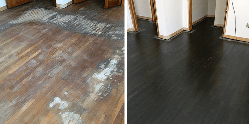 Options For Fixing The Dreaded Pet Stains On Wood Floors