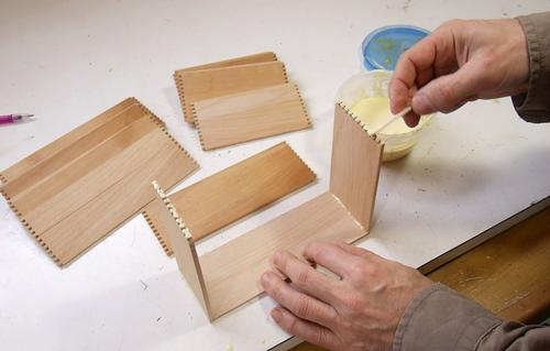 Making small box