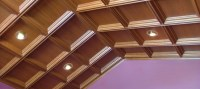 Photo 10 - WoodGrid Cathedral Ceiling * WoodGrid Coffered ...