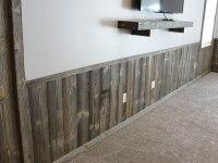 Barn Wood Paneling