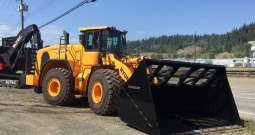 Hyundai HL975 – Wheel Loader