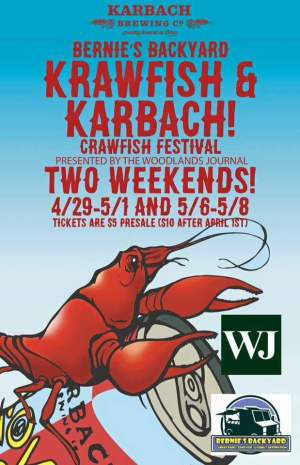 Krawfish and Karbach