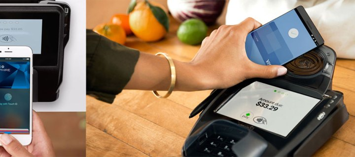 We Now Accept Apple Pay and Android Pay!