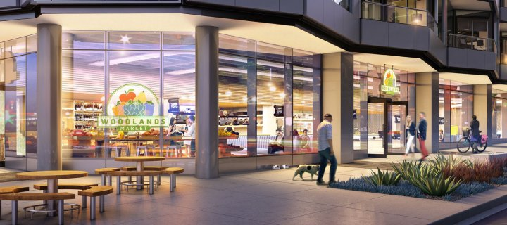 WOODLANDS MARKET TO OPEN PET SHOP AT LUMINA