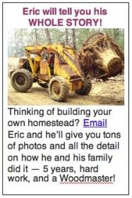 Eric's whole story