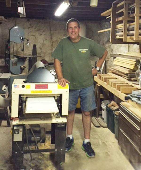 Matt in Shop 05A