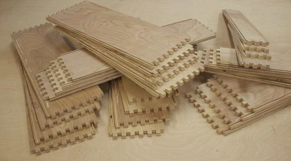 Box Joint Drawers Out Of Plywood | The Down To Earth Woodworker