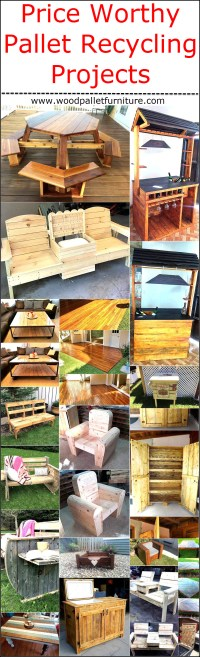 Price Worthy Pallet Recycling Projects