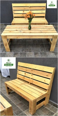 Classic Ideas for Pallet Wood Recycling | Wood Pallet ...