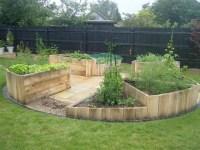 Pallet Raised Garden Bed Ideas  Wood Pallet Ideas