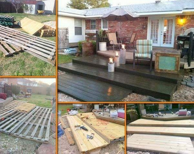 Pallet Construction Ideas Wood Pallet Ideas