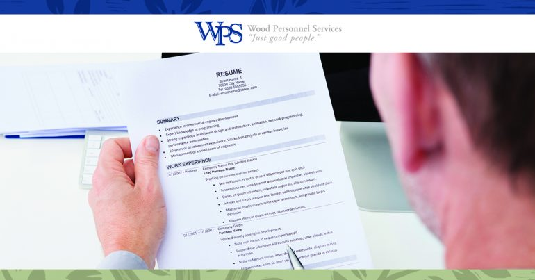 Best Way to Write a Resume for Temporary Work Cool Springs Jobs - write a resume
