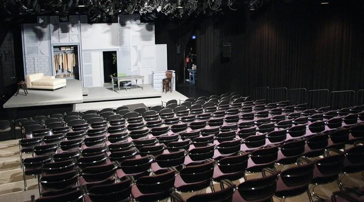 Theatre Spaces - The Woodruff Arts CenterThe Woodruff Arts Center