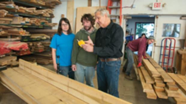 The Goldilocks rule of wood moisture - Woodshop News