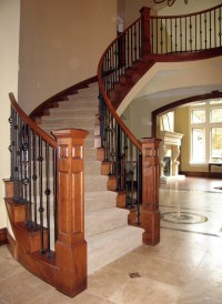 What is a Stair or Railing Skirtboard | Stair Parts Blog