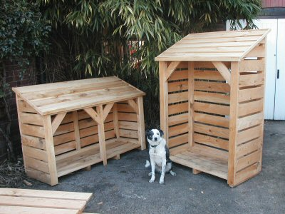 Wood Log Store Plans How To Build A Wooden Canopy Bed