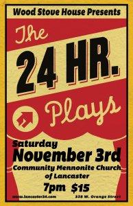 24 Hour Plays 2012