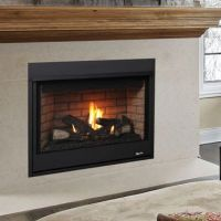 "Superior 35"" DRT2035 Direct Vent Fireplace"