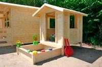 Spielhaus Mit Sandkasten Aldi Anleitung Im Bde Online