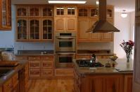 Maple Kitchen Cabinets - Home Designer