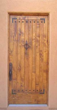 Woodwork How To Build Wood Entry Door PDF Plans