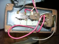 Troubleshooting a Tablesaw Starter Switch